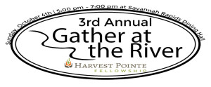 gather at the river 2015